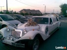 Samochody na ślub, limuzyny ślubne,chrysler pt cruiser limo. - 5