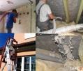 Docieplanie poddaszy, stropodachów - metodą wdmuchiwania - 4