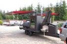 Grill na przyczepie TEXAS 2 XXL Fish-Gril - 5