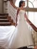 Sprzedam przepiękną suknię ślubną r 36