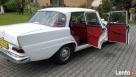 Białą Perłą do ślubu-zabytkowy mercedes z 1963 roku - 2
