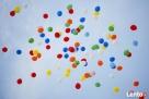 Pompowanie balonów helem w Krakowie - 1