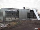 Garaż Blaszany Hala,Magazyn 8x12 PRODUCENT PROFIL Łaziska
