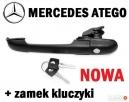 klamka lewa prawa zewnętrzna drzwi kierowcy MERCEDES ATEGO Rawa Mazowiecka