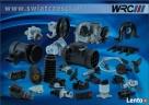 Podnośnik mechanizm podnoszenia szyby VW Caddy III 2K1837730 - 2