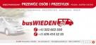 Austria Przewozy Busy Wiedeń Starachowice Busko Jędrzejów