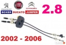 Linki cięgna zmiany biegów CITROEN JUMPER 2.8 JTD 2002-2006 Rawa Mazowiecka