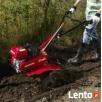 Usługi glebogryzarka ogrodowa przekopywanie ziemi Częstochowa