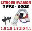 NOWA stacyjka zapłonowa kostki CITROEN EVASION 1.8 2.0 16V