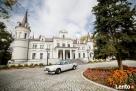 Biały Jaguar do ślubu Atrakcyjna cena, wolne terminy - 7