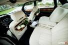 Biały Jaguar do ślubu Atrakcyjna cena, wolne terminy - 3