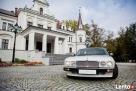 Biały Jaguar do ślubu Atrakcyjna cena, wolne terminy - 2