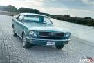 auto do ślubu Mustang 66 - 1