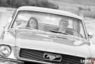auto do ślubu Mustang 66 - 2