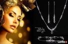 Biżuteria Ślubna Swarovski i srebro - 3