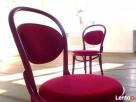 Meble hokery fotele krzesła gięte do restauracji w Krakowie - 1