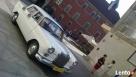 Auto do ślubu biały jaguar-zabytkowe mercedesy - 5