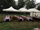Wynajem Namiot ławo stoły krzesła grill rolbar - 5