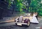 Wynajem zabytkowego samochodu do ślubu. Warszawa