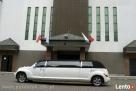 Samochody na ślub, limuzyny ślubne,chrysler pt cruiser limo. - 1