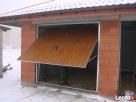 Brama garazowa na wymiar -ORZECH/WINCHESTER/ZŁOTY DĄB - 3