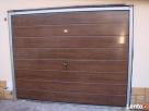 Brama Garazowa Uchylna 2,00x2,30 ORZECH/WINCHESTER/ZŁOTY DĄB Grabica