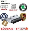 IMMO OFF, usunięcie immobilizera EDC17, MED17, EDC16 Wieluń