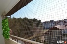 Siatka dla kota, siatka na balkon