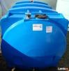 Zbiornik na wodę PITNĄ 2500 L Atest PZH - 4