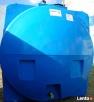 Zbiornik na wodę PITNĄ 2500 L Atest PZH - 6