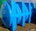 Zbiornik na wodę PITNĄ 2500 L Atest PZH - 2