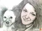 Portrety olejne i w rysunku - 8