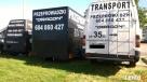 7/24 DRAGON przeprowadzki ,taxi bagażowe-od 40zl ,transport - 4