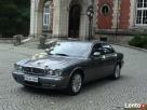Auto do wynajęcia z kierowcą do ślubu imprezy Jaguar XJ - 3