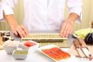 Pokaz robienia Sushi