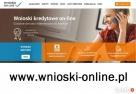 Wniosek o pożyczkę lub kredyt w minutę - wyślij on-line Warszawa