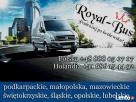 Przewóz osób POLSKA- NIEMCY- HOLANDIA - BEGIA   Busy Zgorzelec