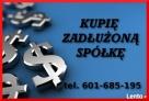 Skup Zadłużonych Spółek - pomoc w 299 ksh Szczecin