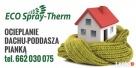 Ocieplenie poddasza dachu pianka PUR Ostrów Mazowiecka