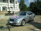 Auto do ślubu Mercedes klasy E Lublin
