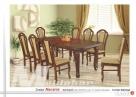 Zestaw NAVARRA | stół + 8 krzeseł |