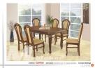 Zestaw CARINA!! 6 krzeseł + stół!! Jelenia Góra