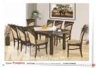 Zestaw POSEJDON!! stół + 8 krzeseł!! KLASYKA! Warszawa