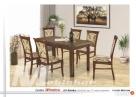 Zestaw WINETOU!! stół + 6 krzeseł! Turek
