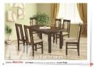 Zestaw MELCHIOR!! stół + 6 krzeseł!! PROMOCJA!!! Nysa