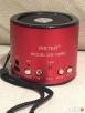 Przenośny Głośnik Radio FM i MP3 + Bluetooth - 1