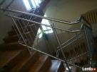 Balustrady nierdzewne schodowe oraz barierki - 5