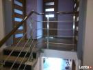 Balustrady nierdzewne schodowe oraz barierki - 8