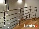 Balustrady nierdzewne schodowe oraz barierki - 1