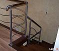 Balustrady nierdzewne schodowe oraz barierki - 4